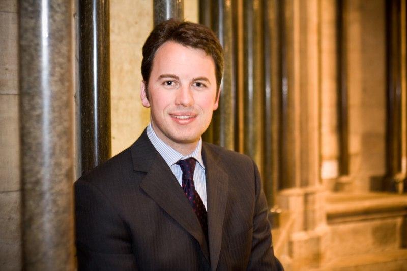 David Pipe at York Minster