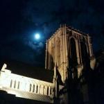York Minster in the Moonlight